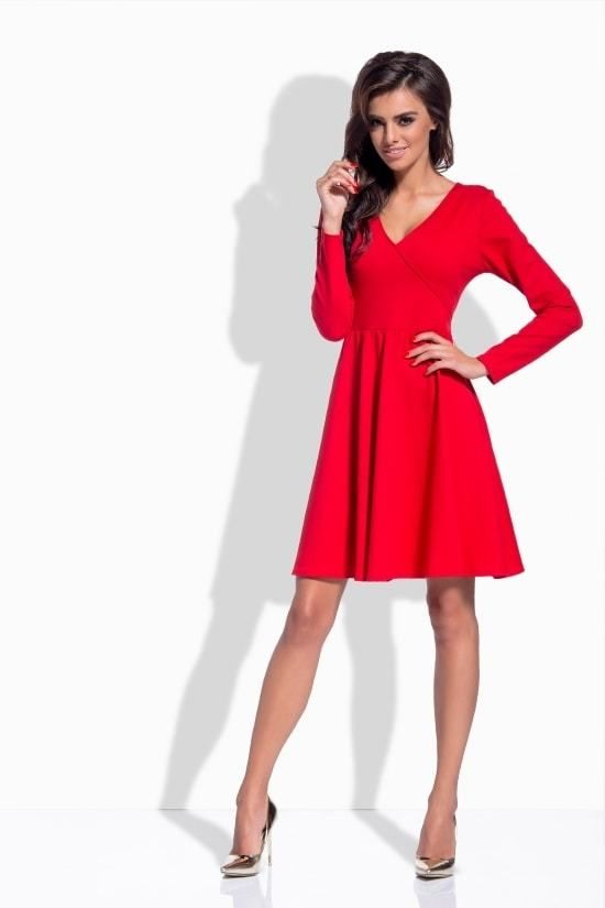 f4010d3d2 Dámske elegantné šaty Lemoniade lm-l154re - Lovely.sk