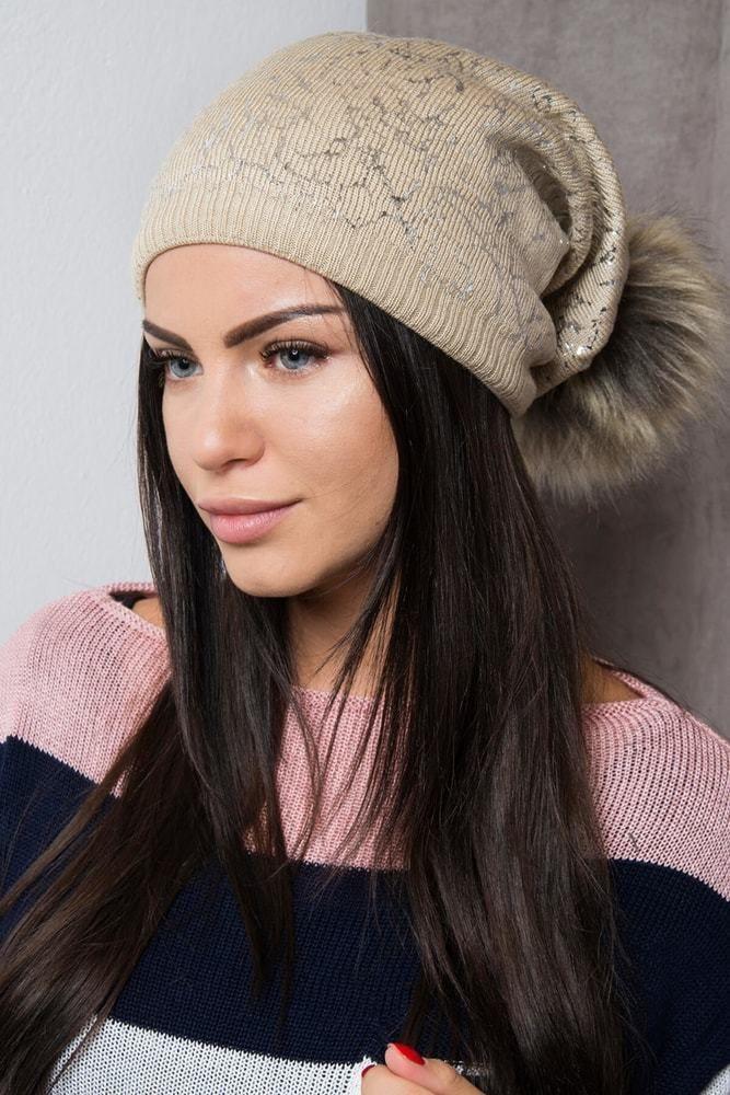 b502d2383 Zimná dámska čiapka Kesi ks-ce102be - Lovely.sk
