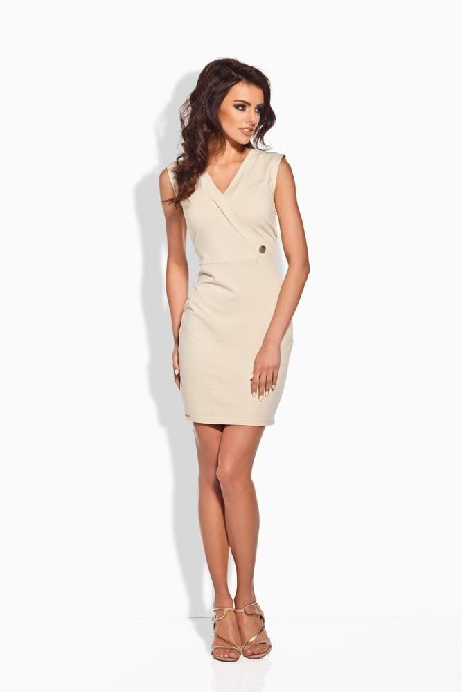 656efc1effe2 Dámske elegantné mini šaty Lemoniade lm-l134be - Lovely.sk