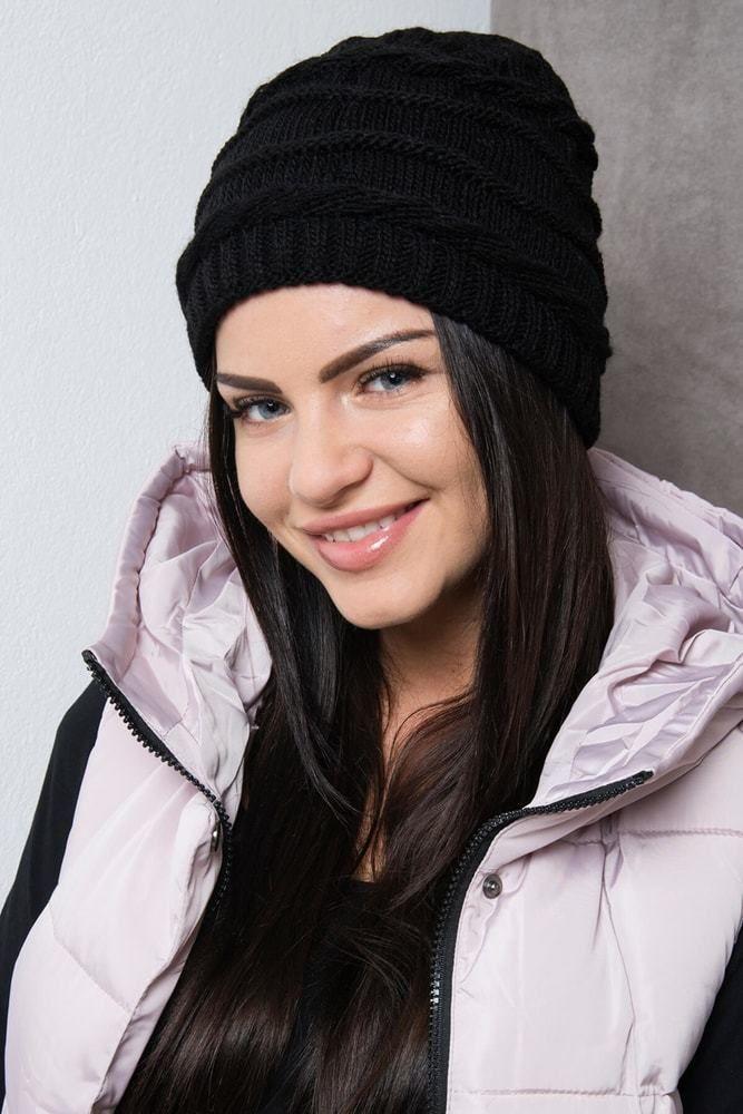 8c0c5a36c Zimná dámska čiapka Kesi ks-ce94bl - Lovely.sk