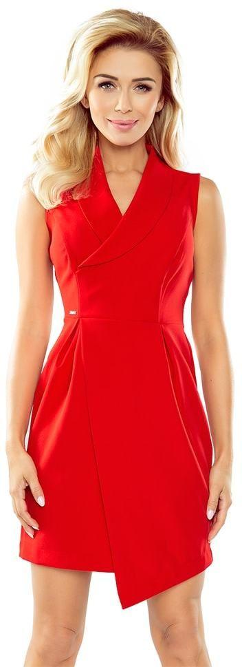 839e3b0f2e16 Elegantné dámske šaty Numoco nm-sat153-2 - Lovely.sk