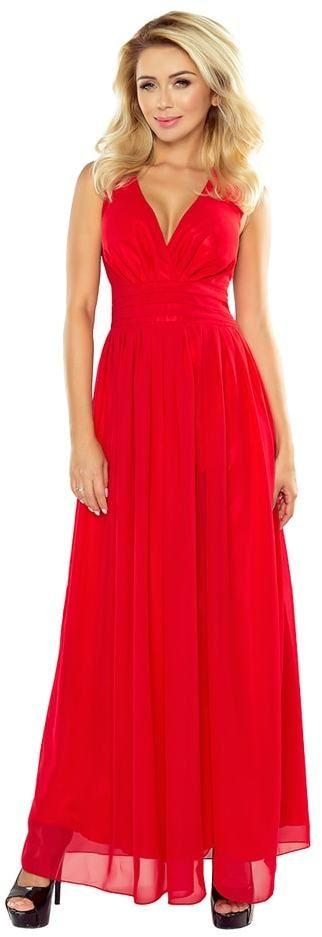 723647e605f2 Dlhé plesové šaty Numoco nm-sat166-2 - Lovely.sk