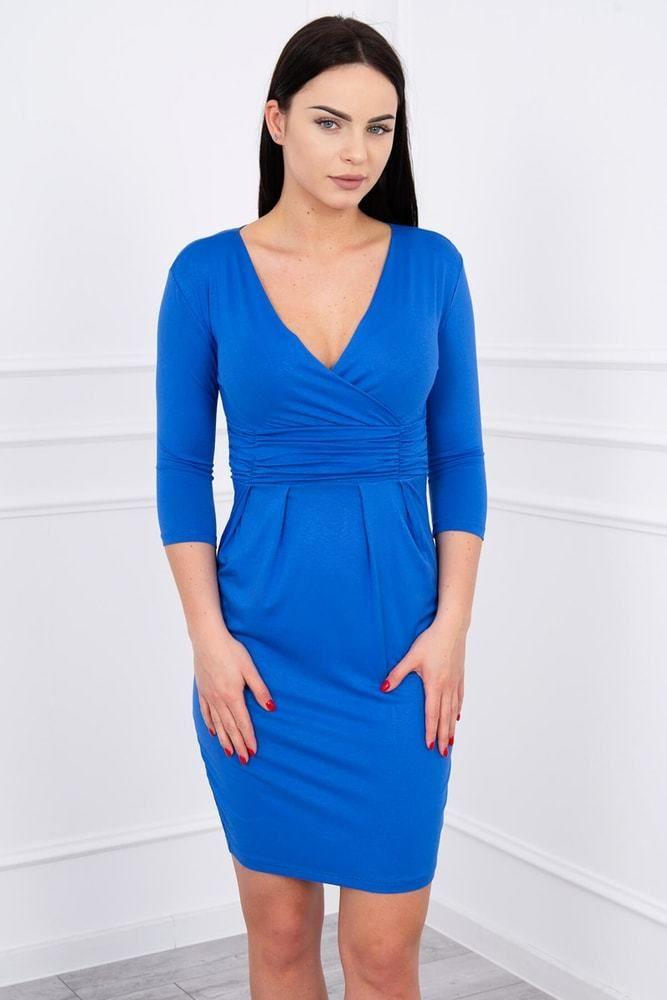 a21d9a12bb7e Elegantné dámske šaty Kesi ks-sa8317kmo - Lovely.sk