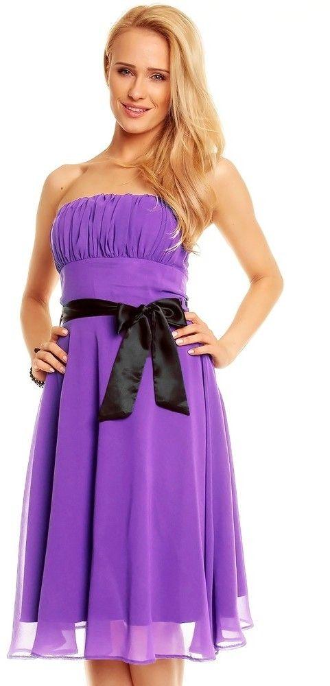 e3f4e12fdcbe Plesové šaty krátke Mayaadi hs-sa392li - Lovely.sk