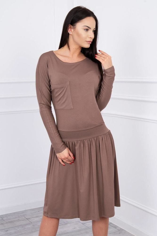 dcc6276005dd Dámske elegantné šaty Kesi ks-sa62246ca - Lovely.sk