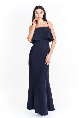 40b916717078 Dámské černé šaty Koucla in-sat1439bl - Lovely.sk