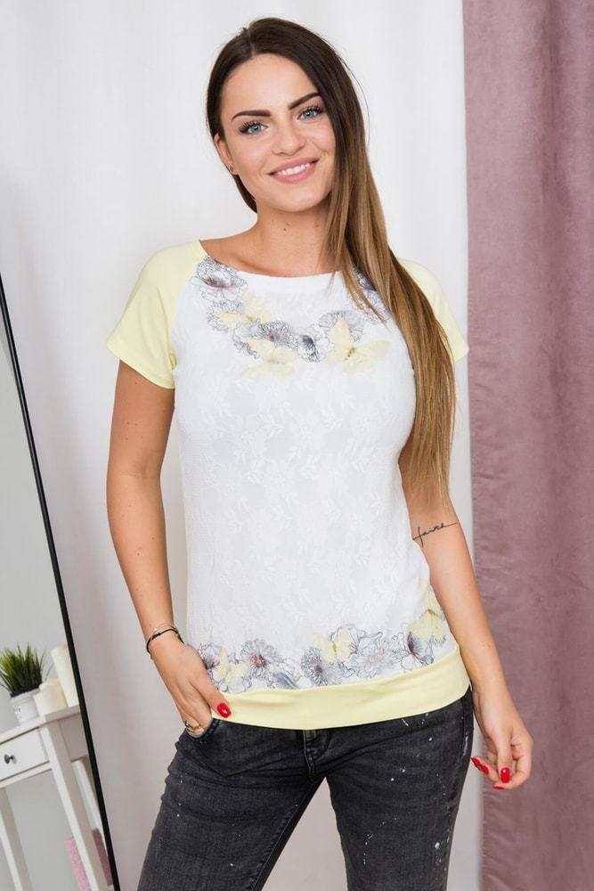 Dámské elegantní tričko Kesi ks-tr51452ge - Lovely.sk 21ffcd3367