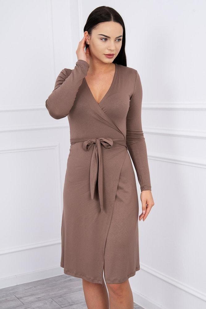 Zavinovacie dámske šaty Kesi ks-sa62248ca - Lovely.sk cc7352cd50f