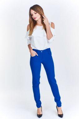 8f1fd0431346 Dámske džínsy pre plnoštíhle Koucla in-ri1091wh - Lovely.sk