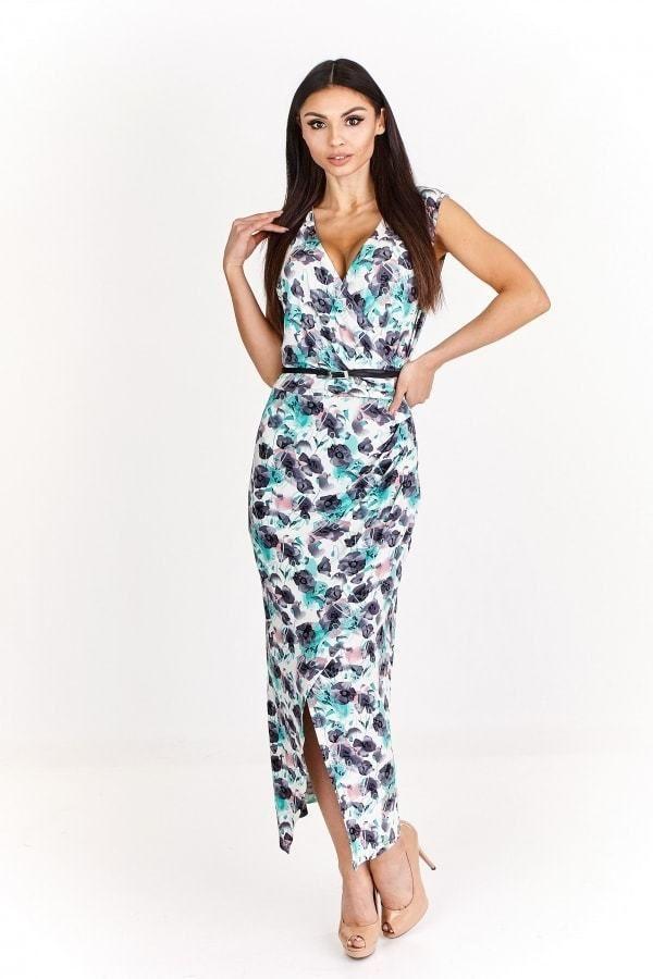 Dámské letní šaty Bergamo pt-sat1481ze - Lovely.sk ae4553d412