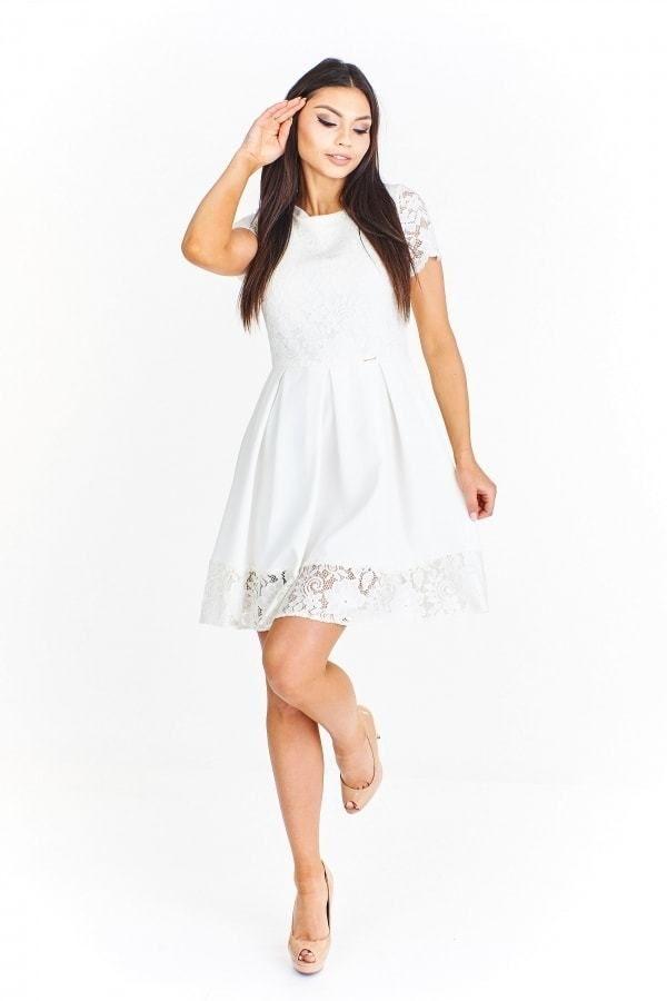 d7f34ca8273b Elegantné dámske šaty Ptakmoda pt-sat1198sm - Lovely.sk