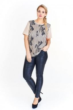 29980022a8b4 Elegantné dámske tričko Kesi ks-tr51452cr - Lovely.sk