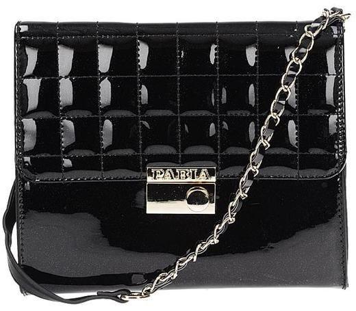 3da4c9bb9545 Dámska čierna kabelka Pabia gl-ka1135bl - Lovely.sk