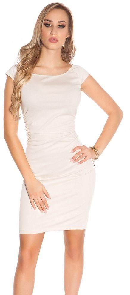 Dámske elegantné šaty Koucla in-sat1081cr - Lovely.sk 97b658f1e59