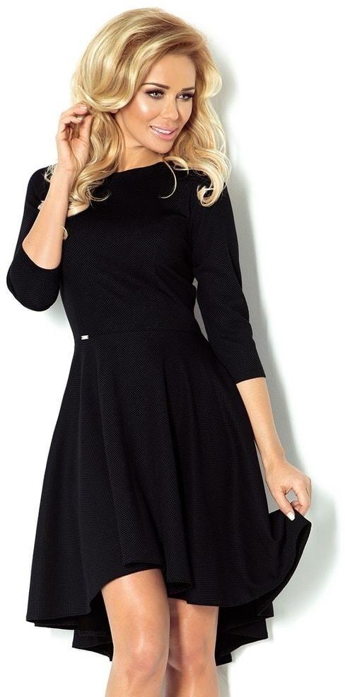 e00a435b3 Dámske čierne šaty 90-3 Numoco nm-sat90bl - Lovely.sk