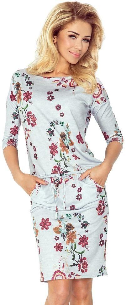 1c53ccc7420b Dámske letné šaty Numoco nm-sat13-55 - Lovely.sk
