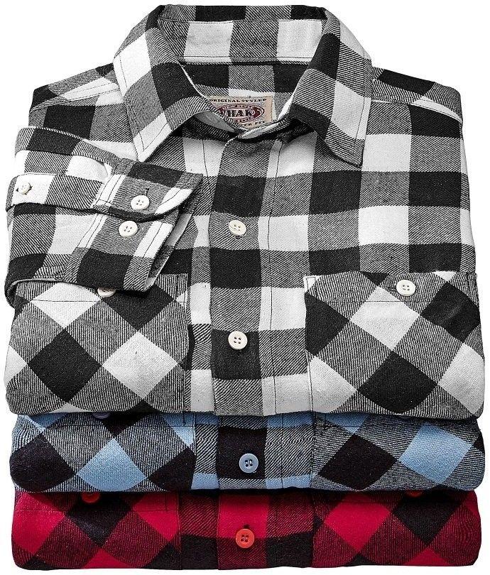 78aa0a40fe4f Blancheporte Flanelová košeľa