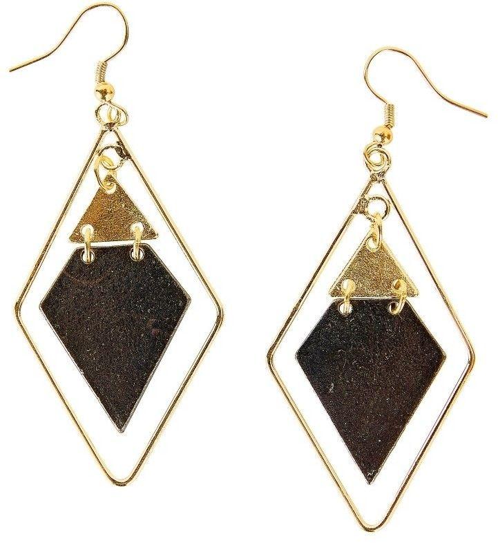 8fea07863 Blancheporte Visiace náušnice čierna/zlatá značky Blancheporte - Lovely.sk