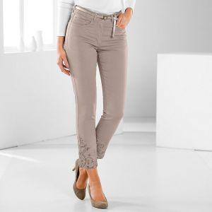 0b48b52baf10 Hnedé dámske formálne a kostýmové nohavice - Lovely.sk