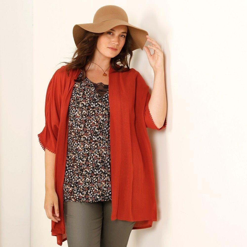 056a5fe816bc Blancheporte Kimono sveter značky Blancheporte - Lovely.sk