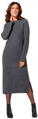a9c7523e8d35 Zaza Pata Paris Dámske šaty ZAZAT 0014 NOIR CHINE značky Zaza Pata ...
