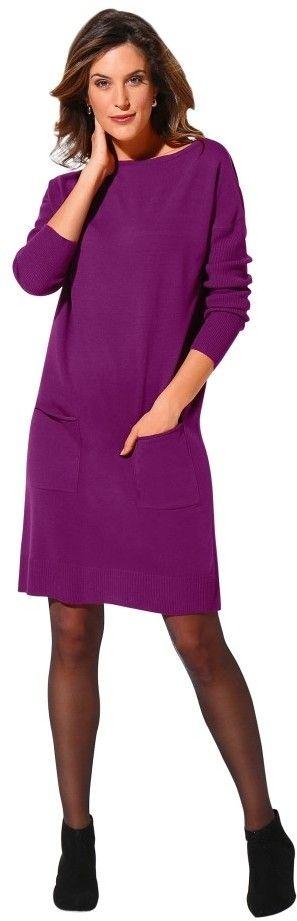 46f39a77d0e4 Blancheporte Úpletové šaty s vreckami značky Blancheporte - Lovely.sk