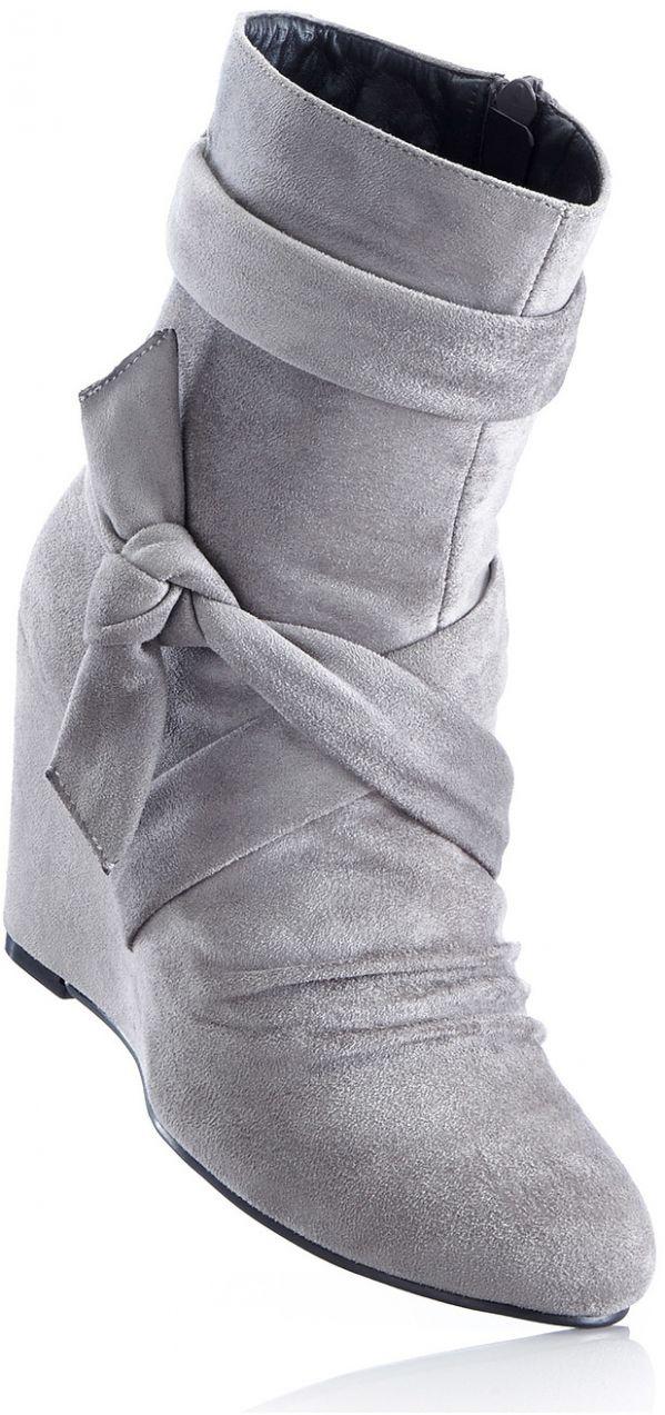 82798fdb89f4 Klinové členkové topánky bonprix značky BODYFLIRT - Lovely.sk