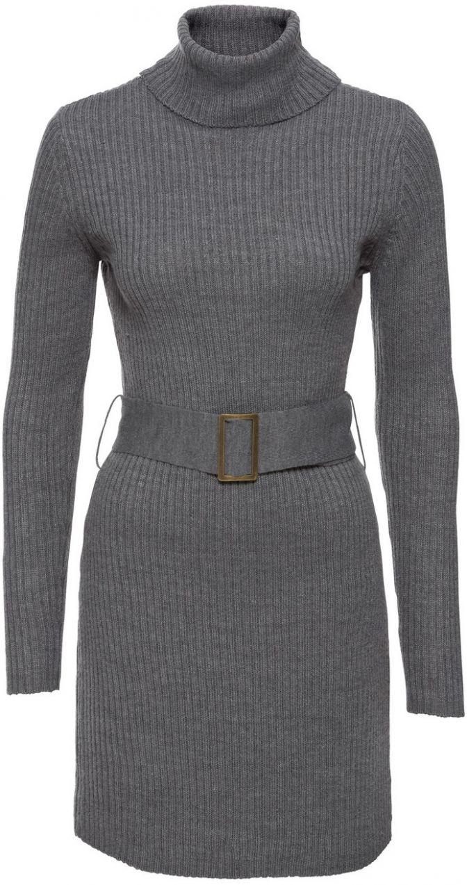 Pletené šaty bonprix značky BODYFLIRT - Lovely.sk 8e88e011577