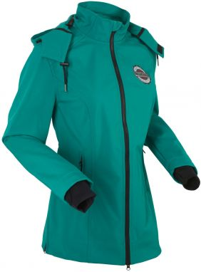 Strečová bunda softshell-outdoor bonprix