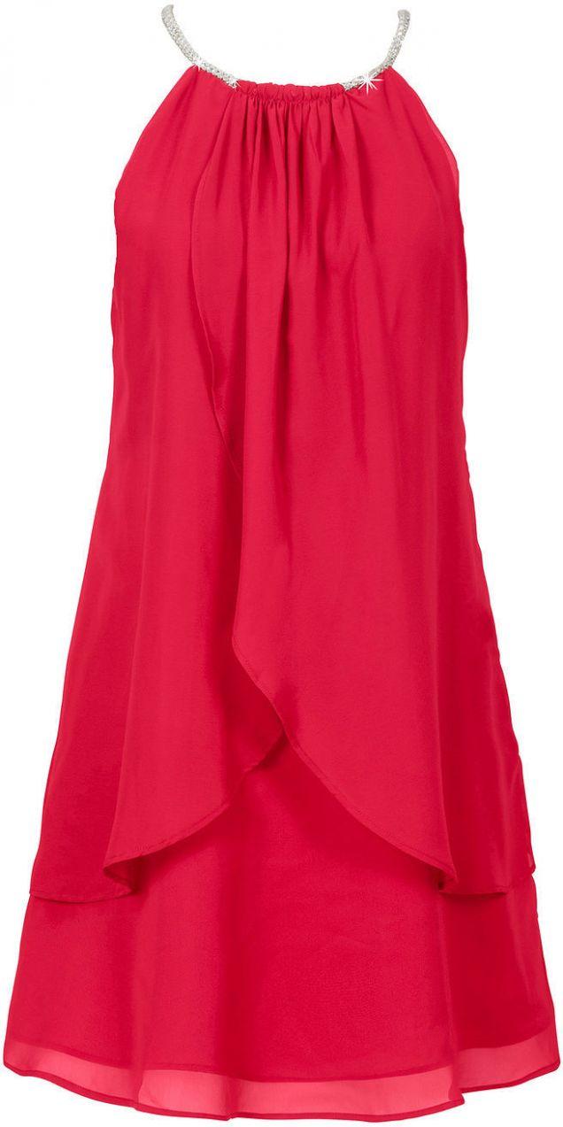 415a15de9338 Šifónové šaty s náhrdelníkom bonprix značky BODYFLIRT - Lovely.sk