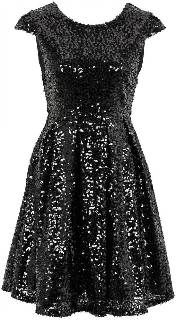 Flitrované šaty bonprix značky BODYFLIRT boutique - Lovely.sk 2edc1eb89cc