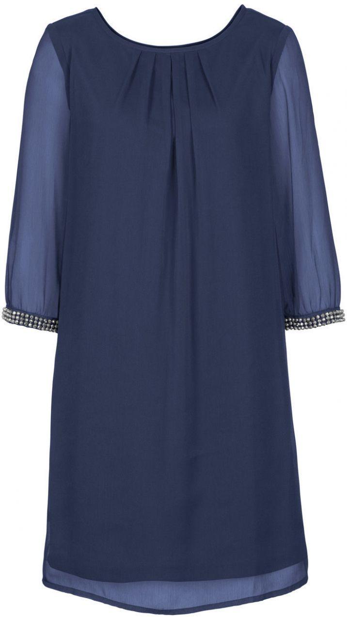 a8b9ee5e4a8b Šifónové šaty bonprix značky BODYFLIRT - Lovely.sk
