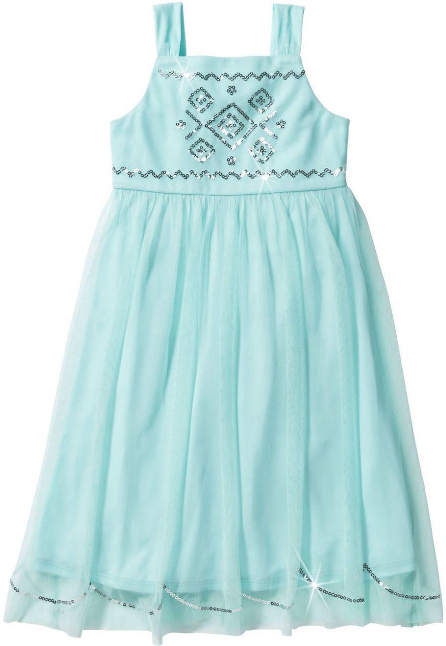 9caf94ce6dcb Tylové šaty s flitrami bonprix značky bpc bonprix collection - Lovely.sk