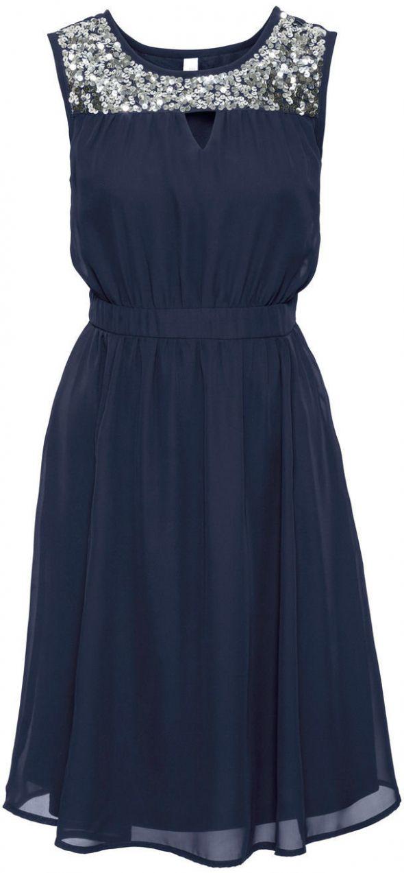 40041afbc95c Večerné šaty s flitrami bonprix značky BODYFLIRT boutique - Lovely.sk