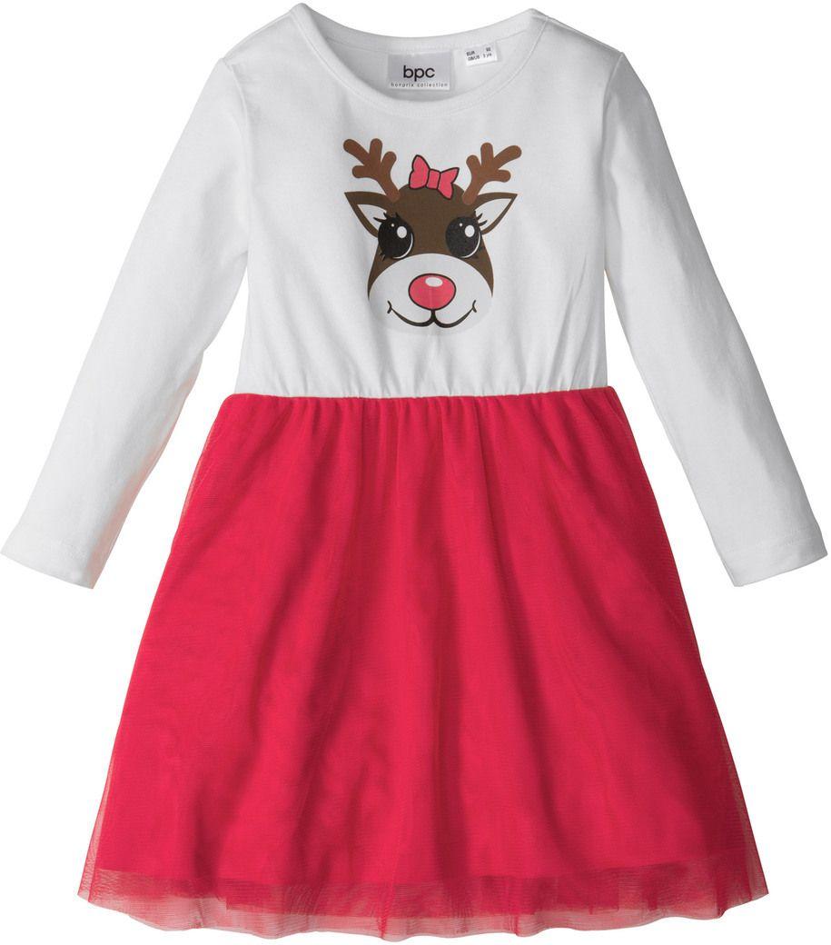 75763bef2088 Vianočné tylové šaty bonprix značky bpc bonprix collection - Lovely.sk