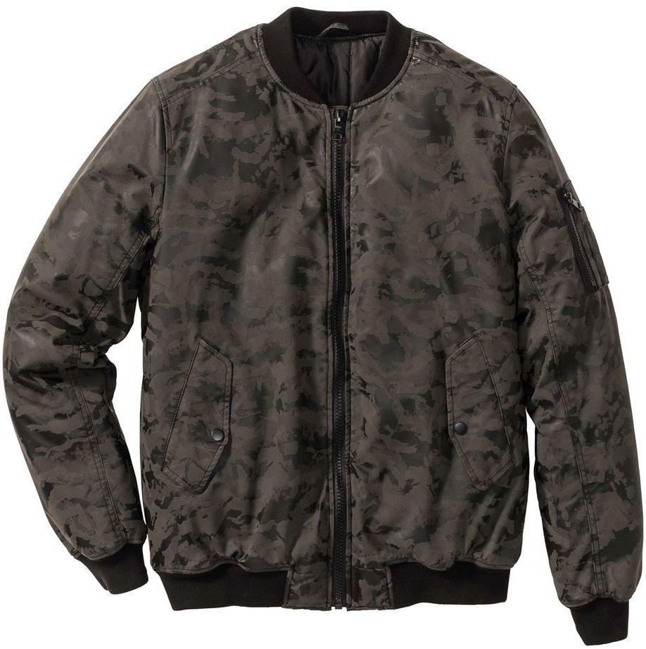 Koženkov bluzónová bunda Regular Fit bonprix značky RAINBOW - Lovely.sk ccbf330f61