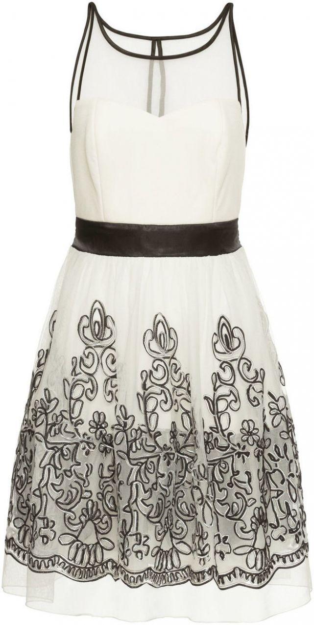 ceec06a94ce1 Koktejlové šaty bonprix značky BODYFLIRT boutique - Lovely.sk
