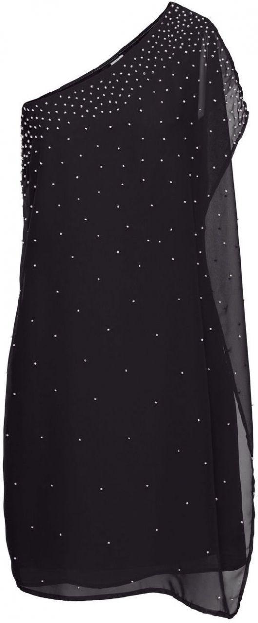 32e10fe4ea61 Šaty s jedným ramienkom bonprix značky BODYFLIRT boutique - Lovely.sk