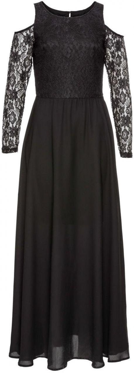 614b4ae02121 Večerné šaty s čipkou bonprix značky BODYFLIRT boutique - Lovely.sk