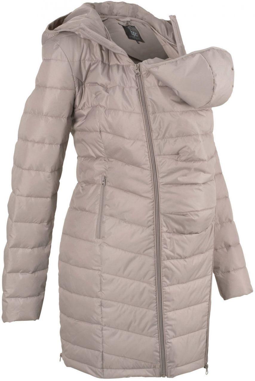 Tehotenský kabát s ochranou pre bábätko bonprix značky bpc bonprix  collection - Lovely.sk 6e6d4c1b0bc