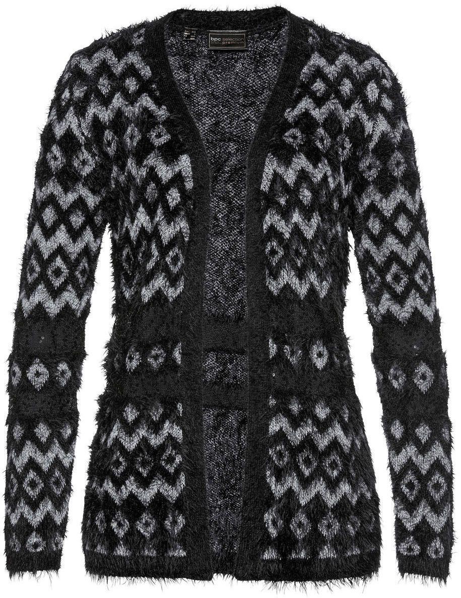 b74229cf56af Pletený sveter bonprix značky bpc selection premium - Lovely.sk