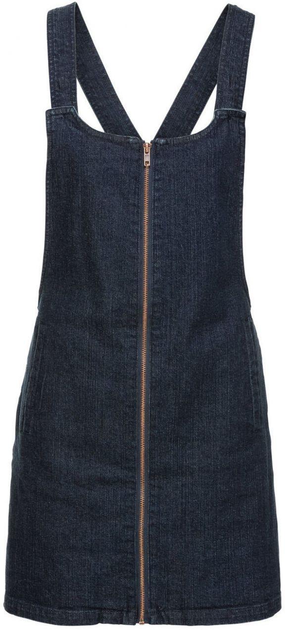 c85b48d61582 Džínsové šaty na traky so zapínaním na zips bonprix značky John Baner  JEANSWEAR - Lovely.sk