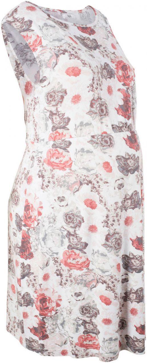 e73b011314f6 Tehotenské úpletové šaty bonprix značky bpc bonprix collection ...