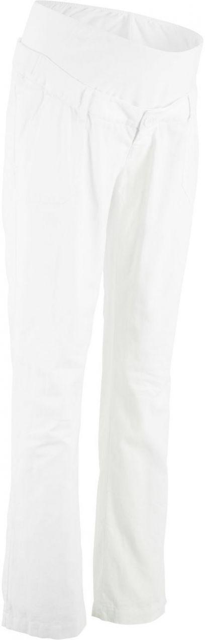 83c8a47435b5 Tehotenské ľanové nohavice bonprix značky bpc bonprix collection - Lovely.sk