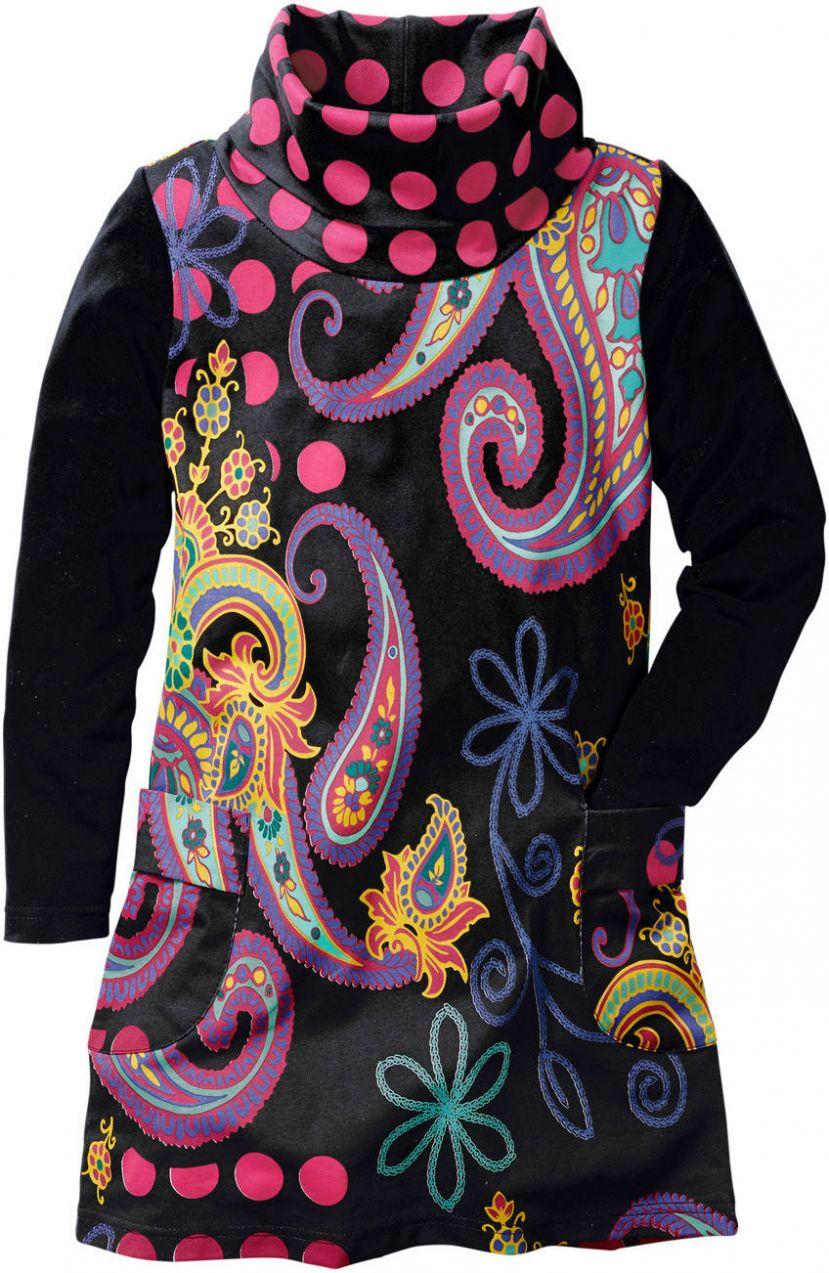 1cbf8781c999 Šaty s dlhým rukávom