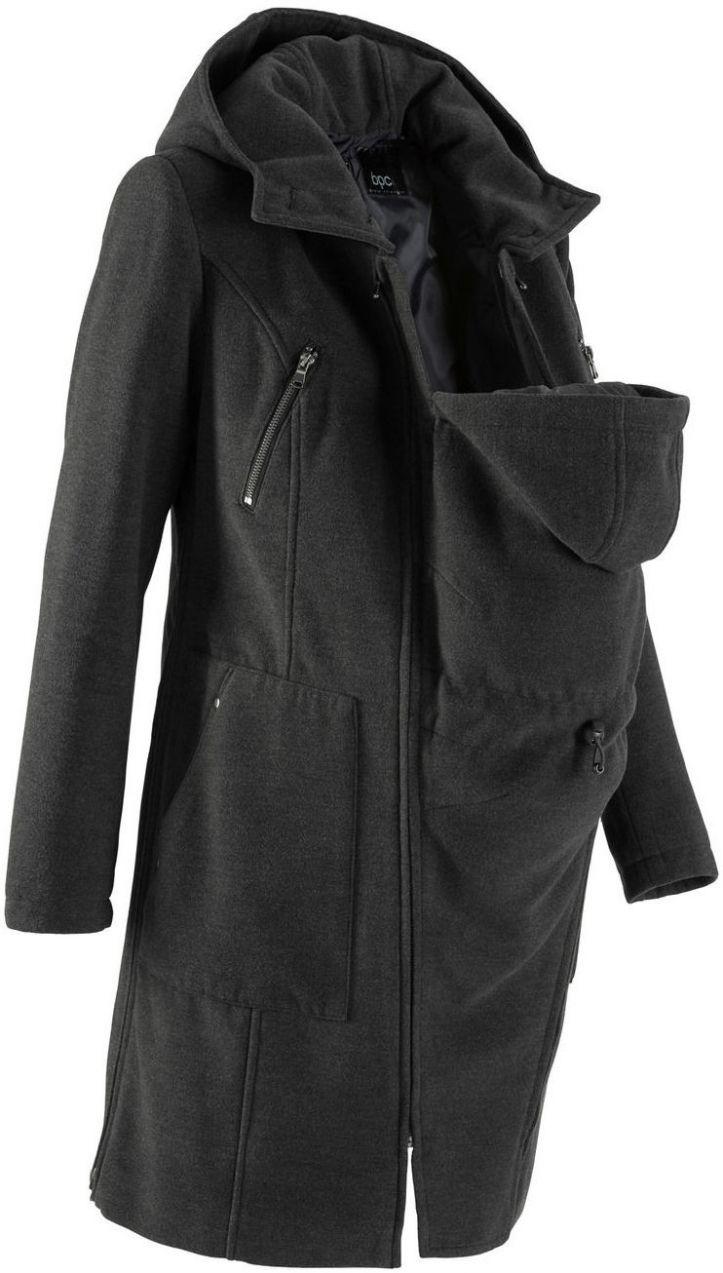 260e1dab2ecd Materský kabát s rozšírením na bábätko (vpredu i vzadu) bonprix značky bpc  bonprix collection - Lovely.sk