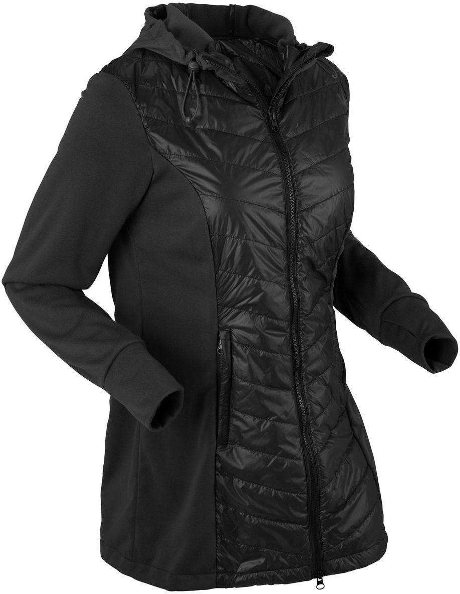 Ľahká prešívaná bunda s flísom bonprix značky bpc bonprix collection -  Lovely.sk 86cc1f0b39a