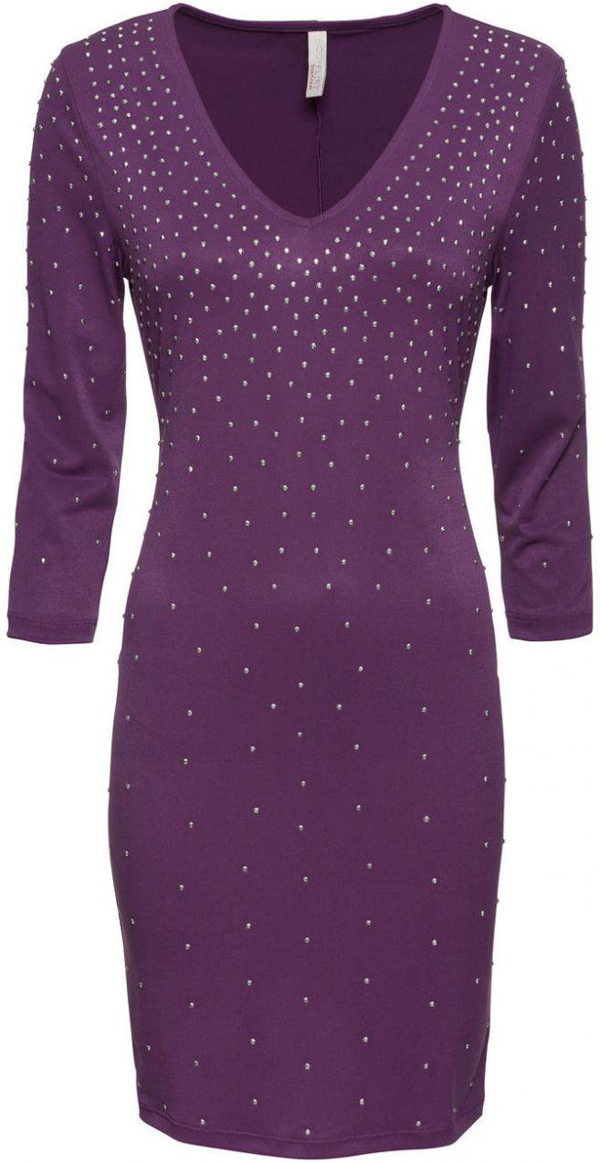 Štrasové šaty bonprix značky BODYFLIRT boutique - Lovely.sk 61374485768