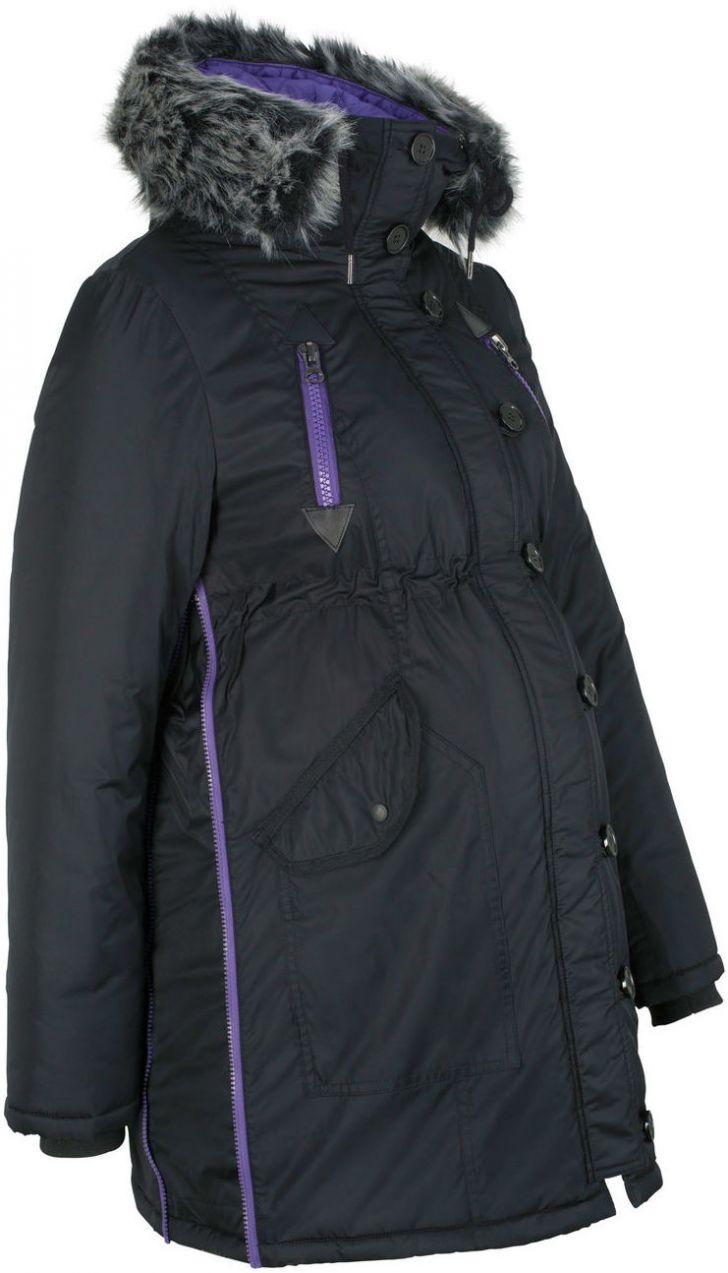 Materská zimná bunda bonprix značky bpc bonprix collection - Lovely.sk 1304a4b30d5