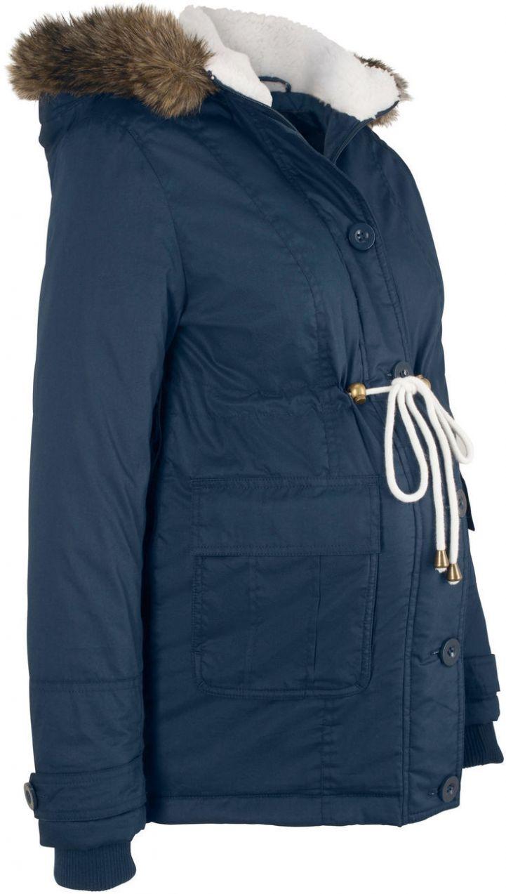 Tehotenská zimná bunda bonprix značky bpc bonprix collection - Lovely.sk 30ad0b39301